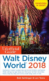 Cover The Unofficial Guide to Walt Disney World 2018