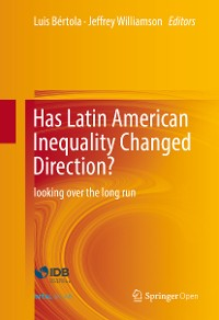 Cover Has Latin American Inequality Changed Direction?