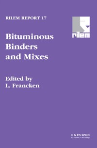 Cover Bituminous Binders and Mixes