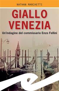 Cover Giallo Venezia
