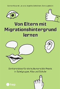 Cover Von Eltern mit Migrationshintergrund lernen (E-Book)