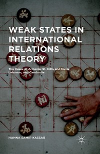Cover Weak States in International Relations Theory
