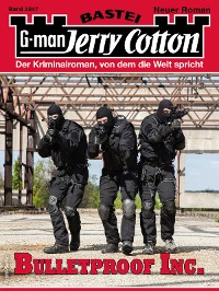 Cover Jerry Cotton 3347