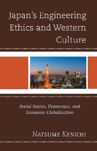 Cover Japan's Engineering Ethics and Western Culture