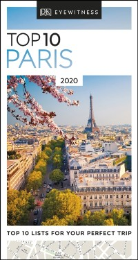 Cover DK Eyewitness Top 10 Paris