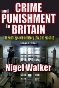 Cover Crime and Punishment in Britain