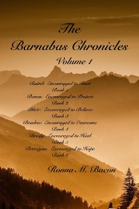 Cover The Barnabas Chronicles Volume 1