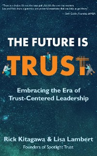 Cover The Future Is Trust