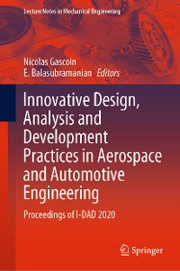 Cover Innovative Design, Analysis and Development Practices in Aerospace and Automotive Engineering