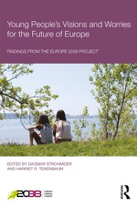 Cover Young People's Visions and Worries for the Future of Europe