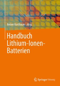 Cover Handbuch Lithium-Ionen-Batterien