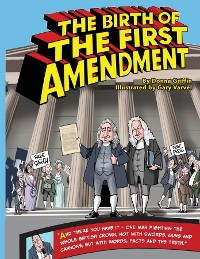 Cover The Birth of The First Amendment