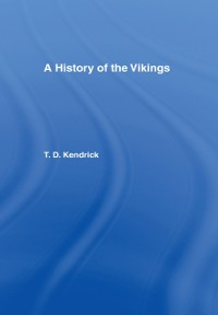 Cover History of the Vikings