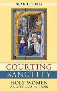 Cover Courting Sanctity