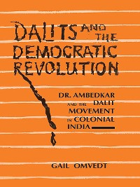 Cover Dalits and the Democratic Revolution