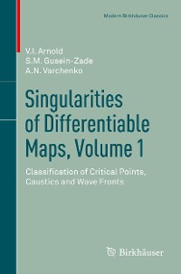 Cover Singularities of Differentiable Maps, Volume 1