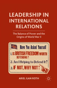 Cover Leadership in International Relations