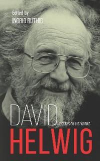 Cover David Helwig