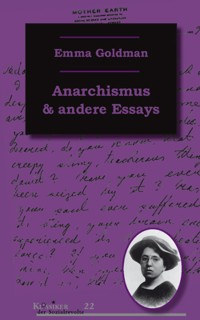 Cover Anarchismus und andere Essays