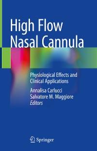 Cover High Flow Nasal Cannula