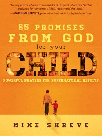 Cover 65 Promises from God for Your Child
