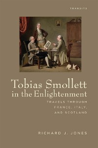 Cover Tobias Smollett in the Enlightenment
