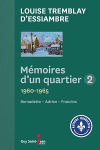 Cover Memoires d'un quartier 2