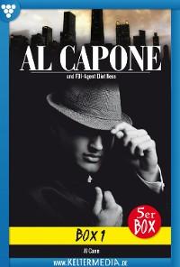 Cover Al Capone 5er Box 1 – Kriminalroman