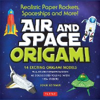 Cover Air and Space Origami Ebook