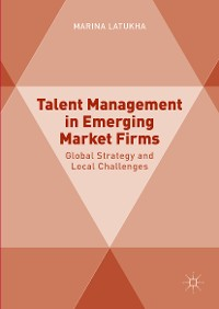 Cover Talent Management in Emerging Market Firms