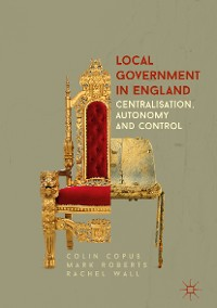 Cover Local Government in England