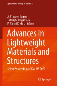 Cover Advances in Lightweight Materials and Structures