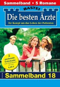 Cover Die besten Ärzte 18 - Sammelband