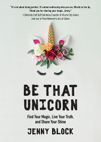Cover Be That Unicorn