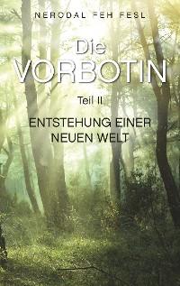 Cover Die Vorbotin