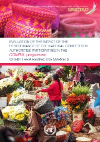 Cover Evaluation of the Impact of the Performance of the National Competition Authorities Participating in the Compal Programme within their Respective Markets
