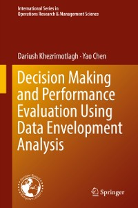 Cover Decision Making and Performance Evaluation Using Data Envelopment Analysis