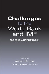 Cover Challenges to the World Bank and IMF