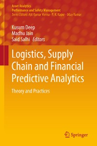 Cover Logistics, Supply Chain and Financial Predictive Analytics