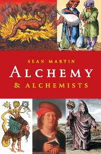 Cover A Pocket Essential Short History of Alchemy & Alchemists