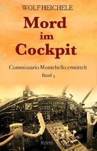Cover Mord im Cockpit