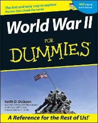 Cover World War II For Dummies