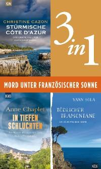 Cover Mord unter französischer Sonne (3in1-Bundle)