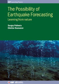 Cover The Possibility of Earthquake Forecasting