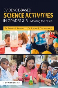 Cover Evidence-Based Science Activities in Grades 3-5