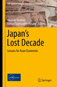 Cover Japan's Lost Decade