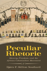 Cover Peculiar Rhetoric