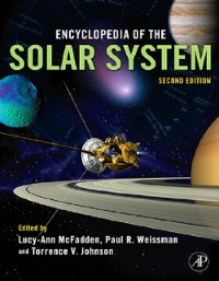 Cover Encyclopedia of the Solar System