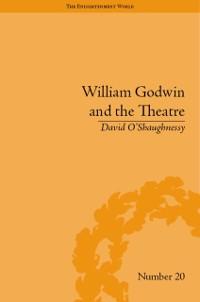 Cover William Godwin and the Theatre
