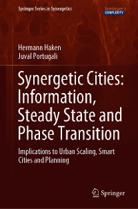 Cover Synergetic Cities: Information, Steady State and Phase Transition